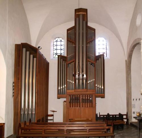 Breil Orgel