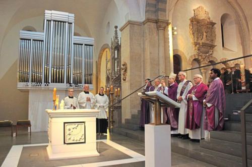 Orgelweihe am 02.12.2017