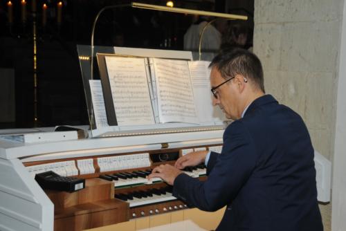 Der Leiter des Referats Kirchenmusik im Bistum Münster